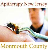 Апитерапия, лечение пчелоужалениями и продуктами пчеловодства, Нью-Джерси, Monmouth County
