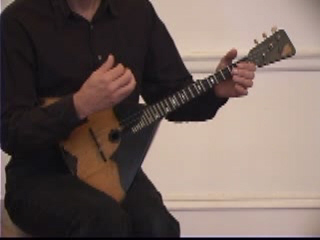 Balalaika Tutorial on DVD by Alex Siniavski. Lesson 4. DOUBLE PIZZICATO