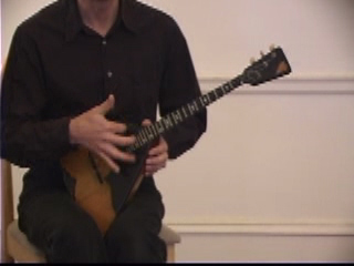 Balalaika Tutorial on DVD by Alex Siniavski. Lesson 7. Rolls