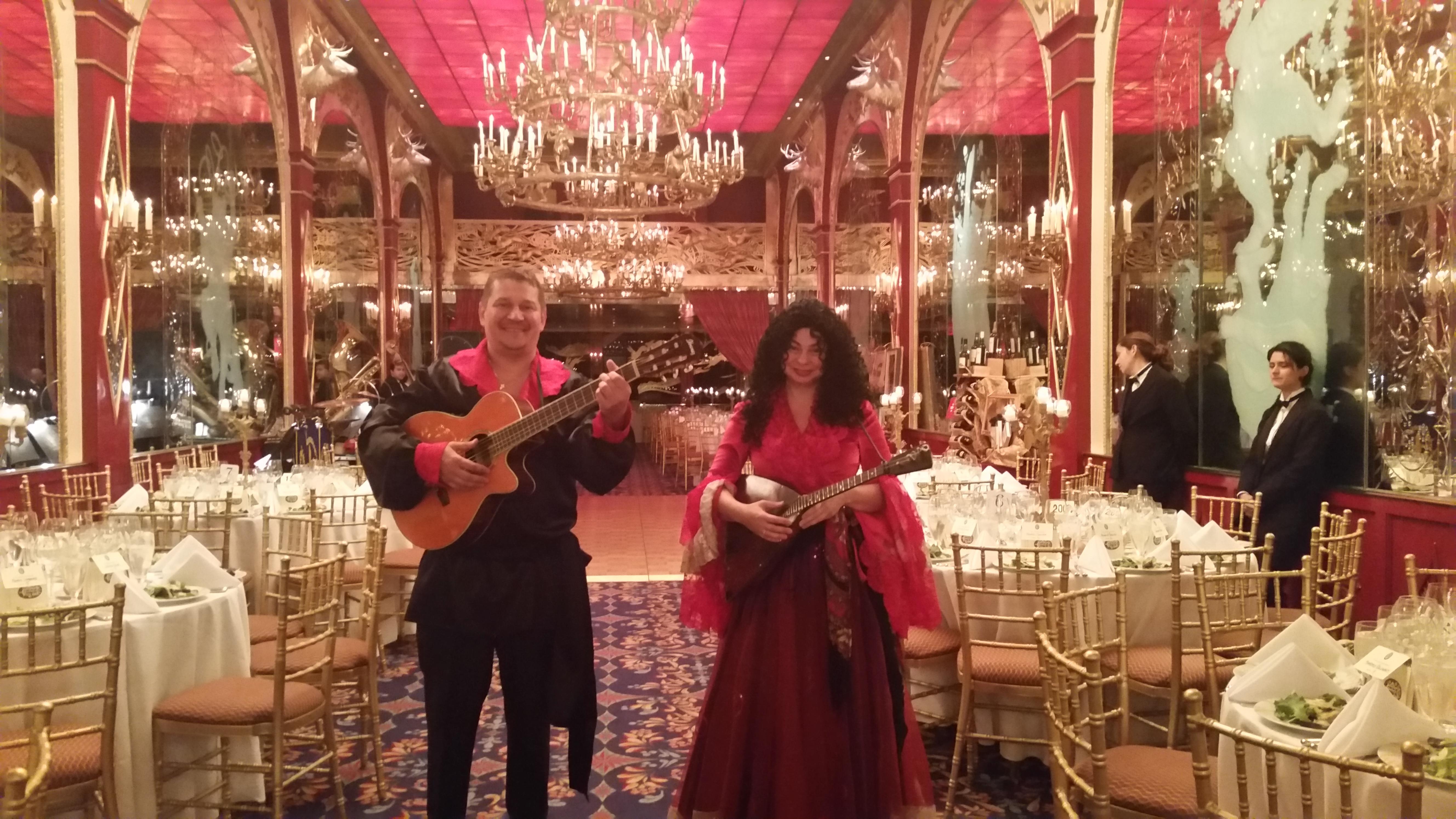 New York Balalaika Duo
