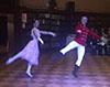 NYC Ballet dancers