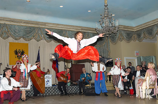 Russian folk dance and music ensemble Barynya 2005 Russian Nobility Ball
