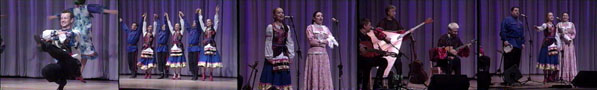 Barynya in Ohio 2007 tour DVD