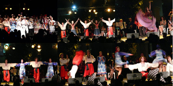 Ensemble Barynya, International Festival of Cultures, Puerto Rico