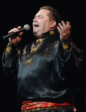 Alexander Menshikov, photo by Dalia Bagdonaite