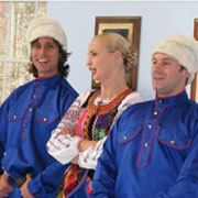 Cossack folk song and dance