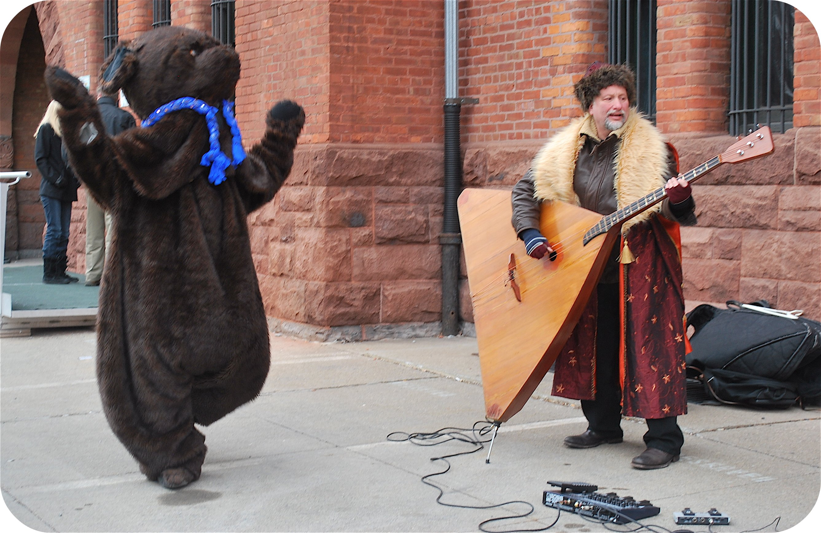 Albany Ny New York Russian Dancers Musicians Singers