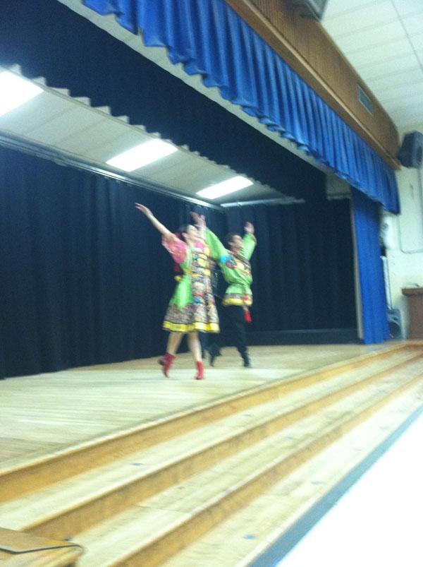 Ensemble Barynya, Alexander Rudoy, Olga Chpitalnaia, Russian dancers in Lexington, MA