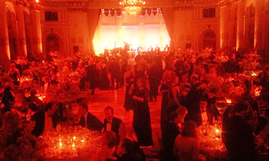 Petroushka Ball 2013, The Plaza Hotel, New York City, USA
