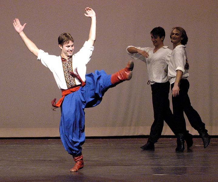 Cossack's Dance