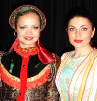 Russian, Cossacks and Ukrainian Trio from Brooklyn, New York