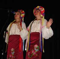 Russian, Cossacks, Gypsy and Ukrainian music and dance trio from Brooklyn, NY
