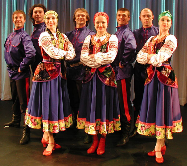 COSSACK COSTUMES