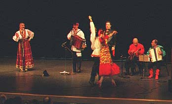 Yan Khmel with Barynya ensemble