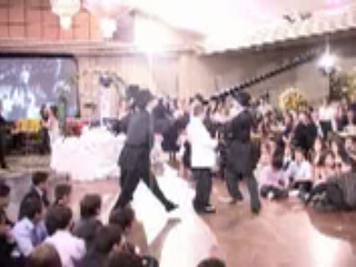 Hava nagila dance wedding