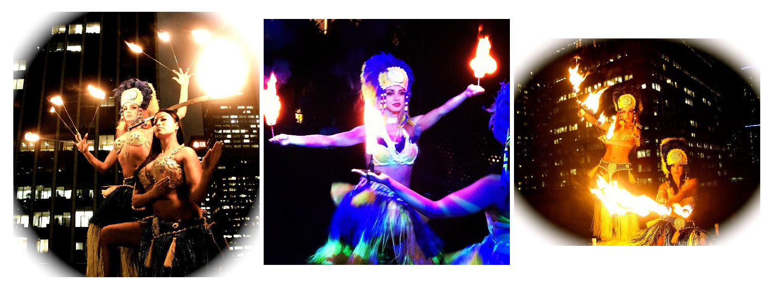 Fire dancer NYC - New York City's best fire dancer