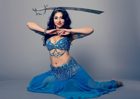 NODIRA New York Middle Eastern Dancer