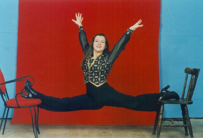 madonna dancing