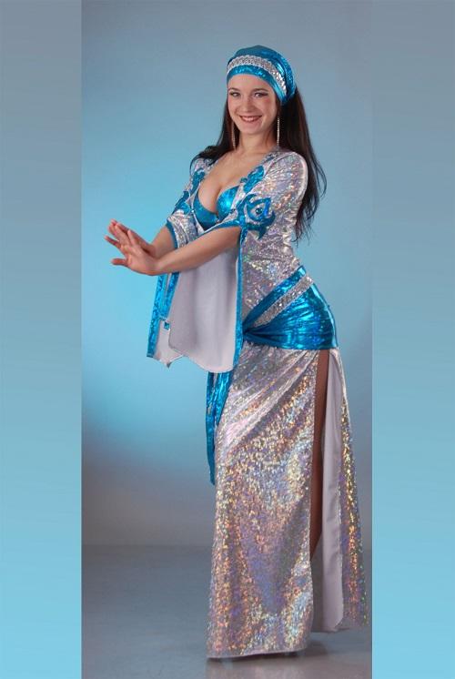 New York Based Belly Dancer Zhenyia