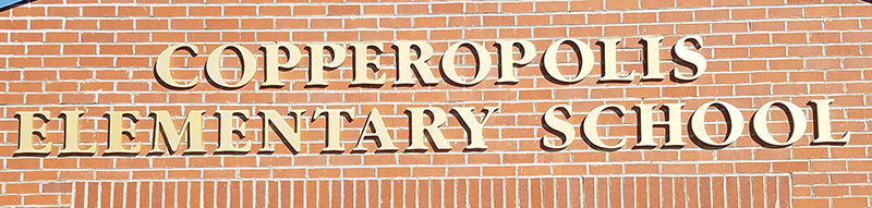 Copperopolis Elementary School, Copperopolis, CA, California