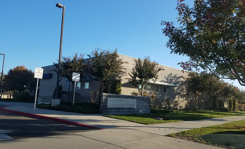 Park View Elementary School, Ripon, California