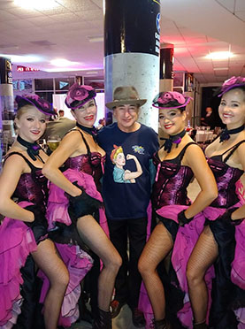 Nyc Cancan Cabaret New York Citys Can Can Cabaret Showgirls