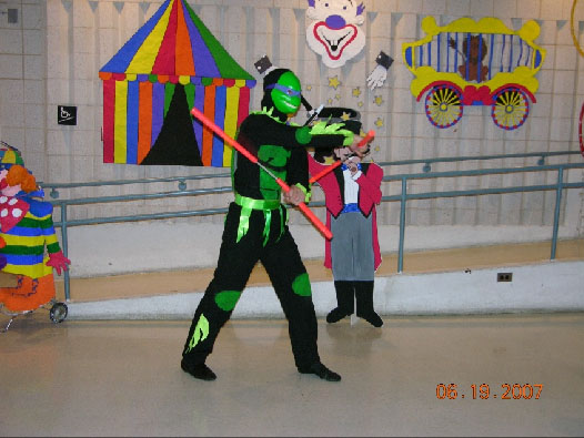 Kids Party Entertainment