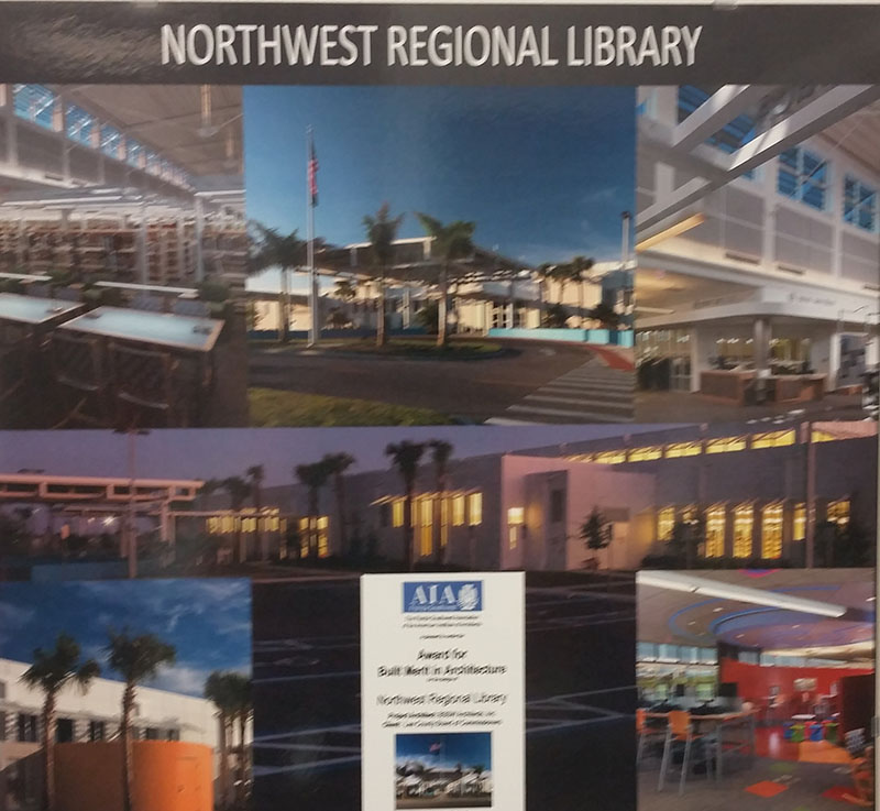 Cape Coral, Florida, Northwest Regional Library