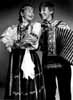 "Russian folk duo ""Misha and Natasha from Russia"""