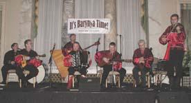 balalaika Orchestra