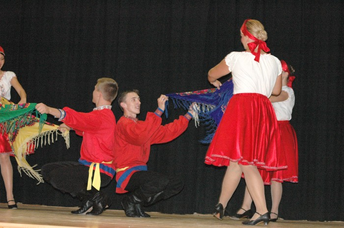 "Traditional Russian Dance Ensemble ""Kalinka"" of Baltimore, MD"