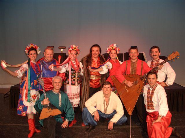 Massenkoff Russian Folk Festival Starring: Nikolai Massenkoff, World