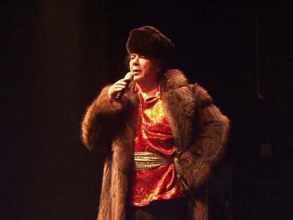 Russian folk singer Nikolai Massenkoff Show