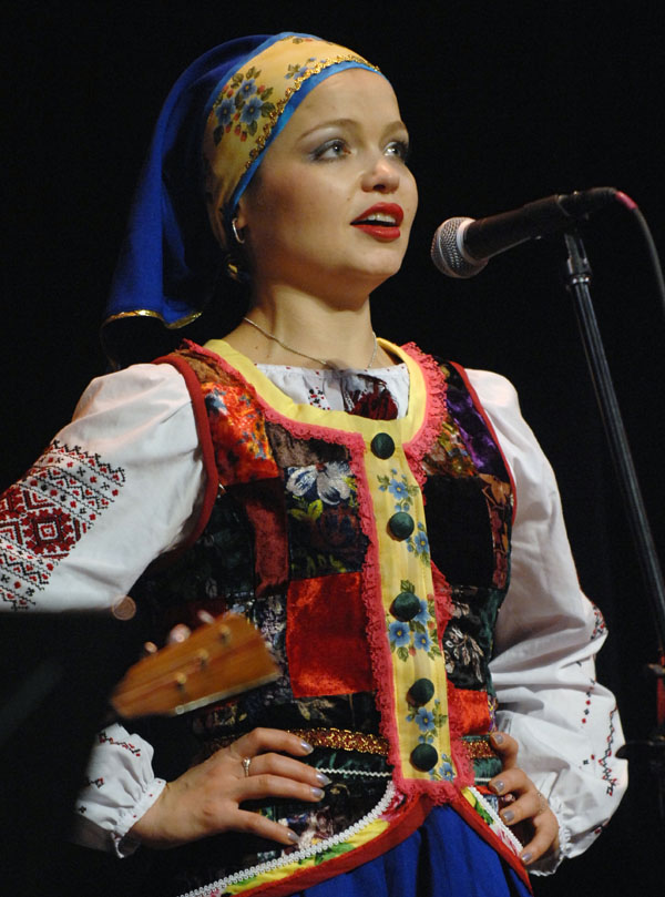 Zhenya Shevchenko, Moscow Gypsy Army, photo by Dalia Bagdonaite