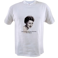 $10 dollars T-shirt with the photo of Shenya Shevchenko