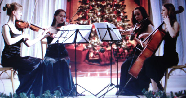 NYC female string quartet