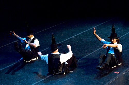 Mazal Tov - Jewish dance company from New York City photo by Dalia Bagdonaite