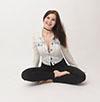 Russian singer Veronika, mezzo-soprano, New York