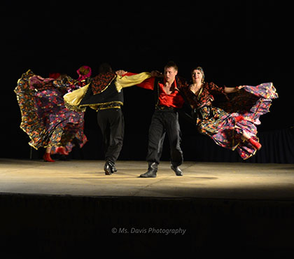 Barynya Song, Music & Dance Ensemble, Russian Gypsy Dance, Konstantin Tulinov, Vladimir Nikitin, Dinara Subaeva, Simona Zhukovsky, Photos by Donna Davis, Ms. Davis Photography