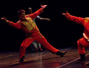 "Ensemble Barynya, photo by Dalia Bagdonaite, Russian Nobility dance ""Daniel Cooper"""