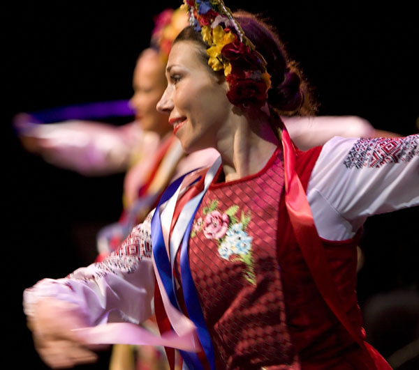 Barynya @ John Michael Kohler Arts Center