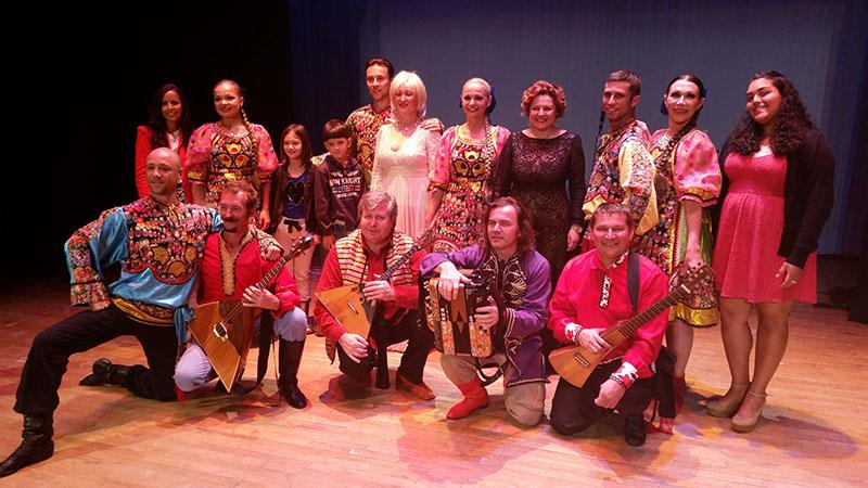 Ensemble Barynya, Historical Teatro Tapia Viejo, San Juan, Puerto Rico