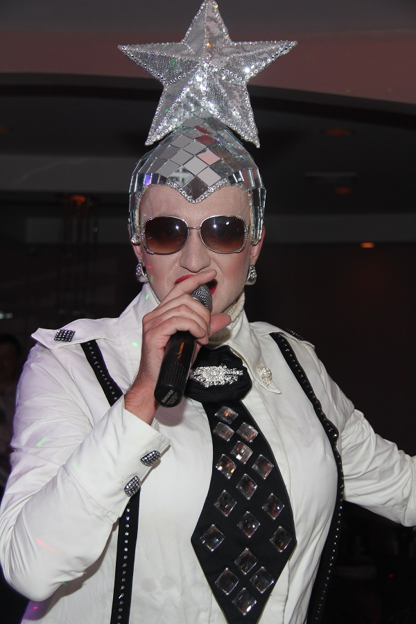 Verka Serdyuchka tribute act New York