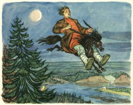 Russian folktales and fairy tales program