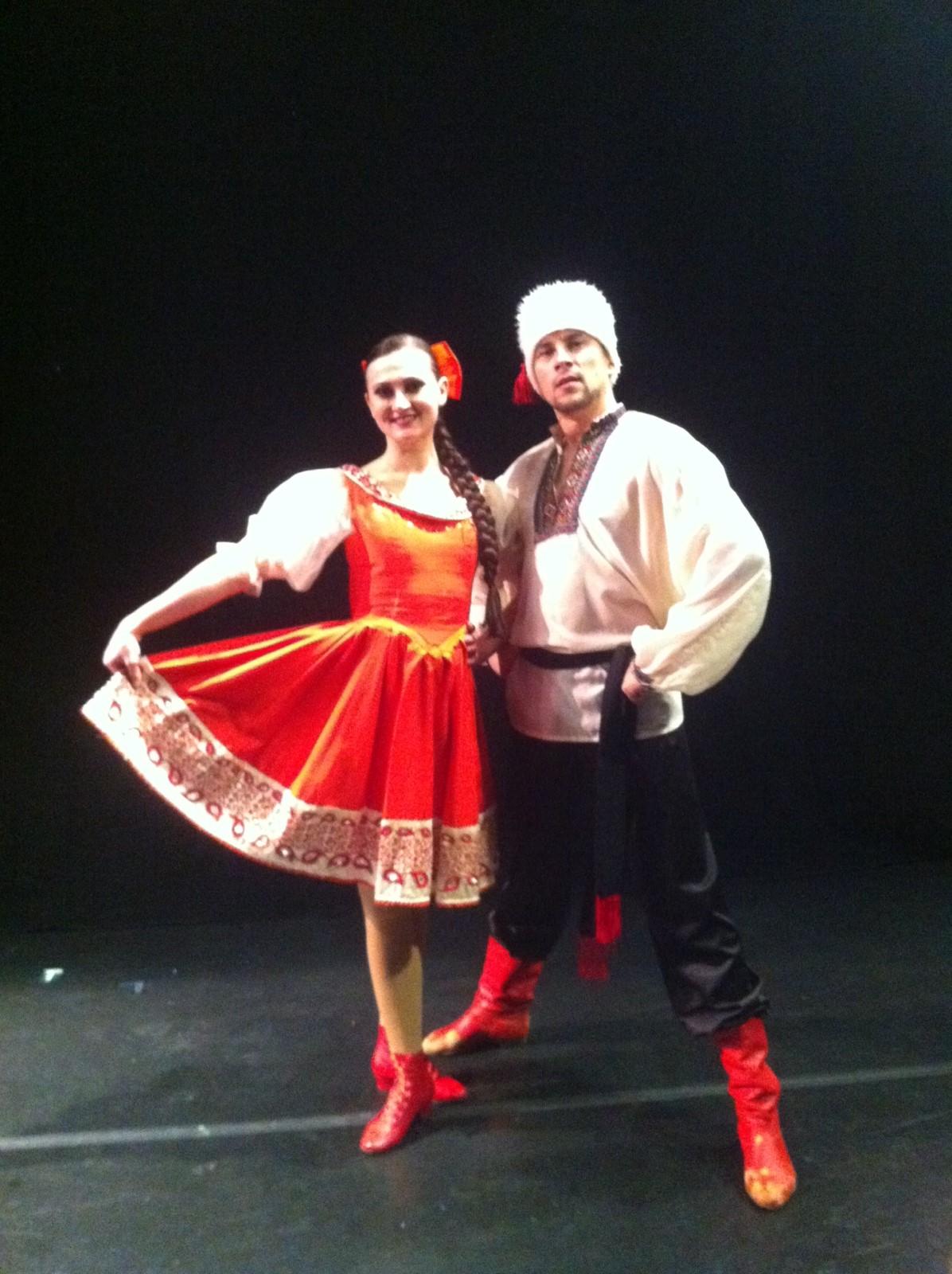 Russian Dancers Garmoshka Balalaika Songs San Antonio Texas