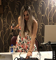 DJ Alisa, Ukrainian Orthodox League Event, FairBridge Inn, 195 Davidson Ave, Somerset, NJ  08873
