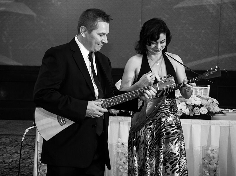 Mikhail Smirnov, Elina Karokhina, Russian wedding, Cancun, Mexico