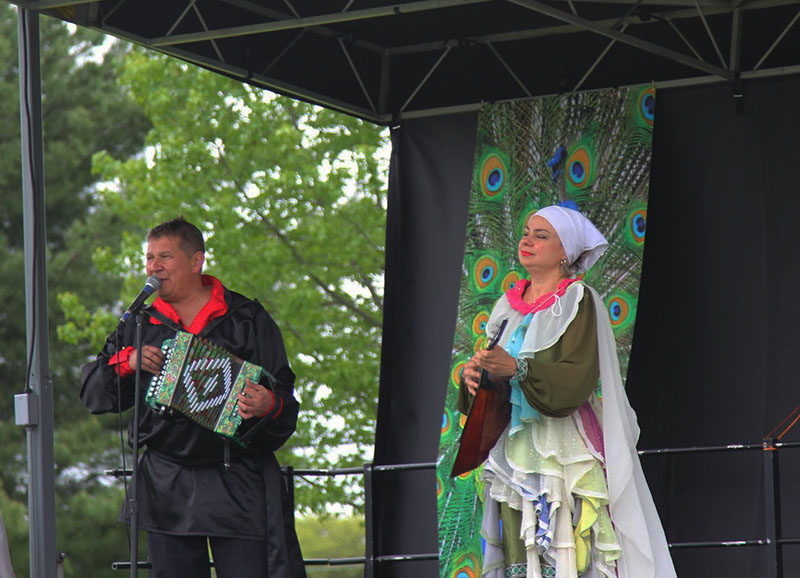 Mikhail Smirnov, Elina Karokhina, International Festival, New Jersey, May 2016