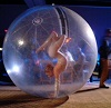 Bubble Acrobats Contortionists