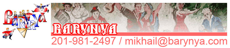 201-981-2497, mikhail@barynya.com, Book Russian musicians, singers, dancers of Barynya ensemble